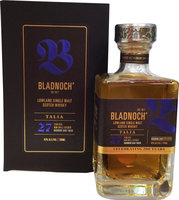 BLADNOCH TALIA 27YO BOURBON CASK FINISH 43% 70CL