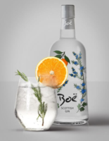 BOE SUPERIOR SCOTTISH GIN 47% 70CL