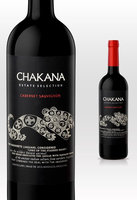 CHAKANA ESTATE SELECTION CABERNET SAUVIGNON 13% 75CL VV