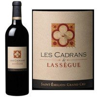 CHATEAU LASSEGUE LES CADRANS DE LASSEGUE 13% 75CL 2011
