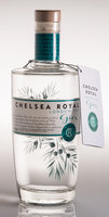 CHELSEA ROYAL LONDON DRY GIN 43.1% 70CL