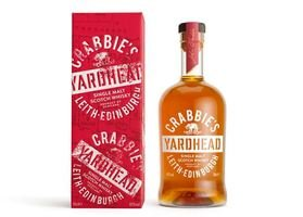 CRABBIE YARDHEAD SINGLE MALT 40% 70CL