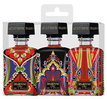 DISARONNO ETRO LIMITED EDITION MINIATURE SET 28%  3*5CL