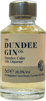 DUNDEE CAKE GIN LIQUEUR 26.5% 5CL