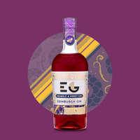 EDINBURGH BRAMBLE AND HONEY GIN 40% 70CL
