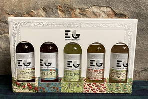 EDINBURGH GIN GIFT SET 5*5CL