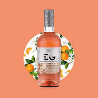 EDINBURGH GIN ORANGE BLOSSOM AND MANDARIN LIQUEUR 20% 50CL