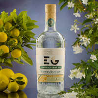 EDINBURGH LEMON AND JASMINE GIN 40% 70CL