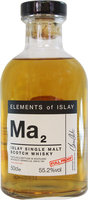 ELEMENTS OF ISLAY MA2 55.2% 50CL