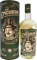 EPICUREAN GIFT PACK WITH 2 GLASSES 46.2% 70CL