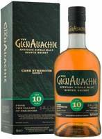 GLENALLACHIE 10YO CASK STRENGTH 54.8% BATCH 2 70CL
