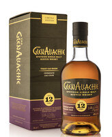 GLENALLACHIE 12YO CHINQUAPIN VIRGIN OAK 48% 70CL