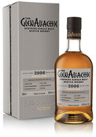 GLENALLACHIE 13YO 2006 BATCH 3 #111860 BOURBON BARREL 58.6% 70CL