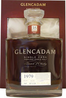 GLENCADAM 1979 35YO SINGLE CASK 54.8% 70CL
