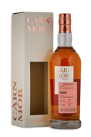 GLEN ELGIN 2009 11YO BOURBON FIRST FILL CARN MOR STRICTLY LIMITED 47.5% 70CL