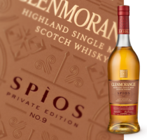 GLENMORANGIE SPIOS PRIVATE EDITION NO. 9  43% 70CL