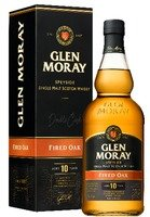 GLEN MORAY 10YO FIRED OAK 40% 70CL