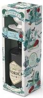 HENDRICKS GIN UNUSUAL GARDEN GIFT SET 41.4% 70CL
