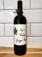 IVY'S NON ALCOHOLIC GINGER WINE 75CL