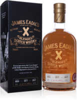 JAMES EADIES TRADE MARK X BLENDED SCOTCH WHISKY 45.6% 70CL