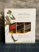 JOHNNIE WALKER TASTER GIFT PACK 3*5CL