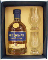 KILCHOMAN MACHIR BAY GIFT PACK + GLASS
