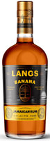 LANGS BANANA RUM 37.5% 70CL