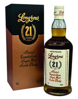LONGROW 21YO 46% 70CL 2020 RELEASE