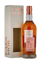 MANNOCHMORE 2009 11YO BOURBON FIRST FILL CARN MOR STRICTLY LIMITED 47.5% 70CL