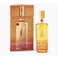 MAN O'WORDS SINGLE CASK #15 2014 61.4% 70CL