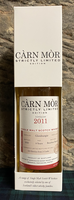 GLENBURGIE 2011 8YO BOURBON BARREL CARN MOR STRICTLY LIMITED 47.5% 70CL
