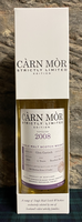 GLEN GARIOCH 2008 11YO BOURBON BARREL CARN MOR STRICTLY LIMITED 47.5% 70CL