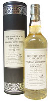 NICE & PEATY HEPBURNS CHOICE 2006 10YO 46% 70CL