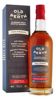 OLD PERTH CASK STRENGTH SHERRY CASK BLENDED MALT 53.6% 70CL