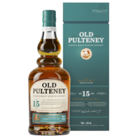 OLD PULTENEY 15YO 46% 70CL