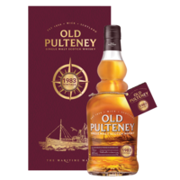 OLD PULTENEY 1983 VINTAGE 46% 70CL