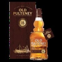 OLD PULTENEY 25YO 46% 70CL