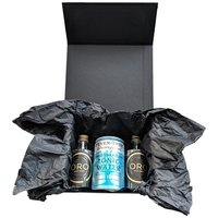 ORO GIN MINIATURE SET 2*5CL PLUS FEVER TREE TONIC CAN