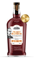 PEAKY BLINDERS BLACK SPICED RUM 40% 70CL