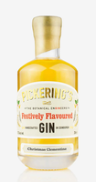 PICKERINGS CHRISTMAS CLEMENTINE GIN  37.5% 20CL