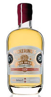 PICKERINGS OAK AGED GIN 47% 35CL