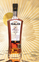 RON IZALCO 10YO BLENDED RUM 43% 70CL