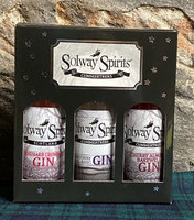 SOLWAY SPIRITS MINIATURE GIFT PACK - 3 * 5CL