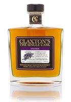 SPEYSIDE 23YO CLAXTONS SINGLE CASK 57% 70CL