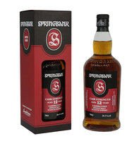 SPRINGBANK 12YO CASK STRENGTH  56.1% 70CL OCT 2020