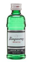 TANQUERAY GIN 43.1% 5CL