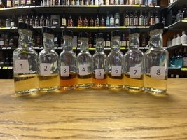 TASTING BY MAIL FOR ONE - 8*2CL DRAMS + TASTING SHEET
