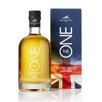 THE ONE - BRITISH BLENDED WHISKY 40% 70CL