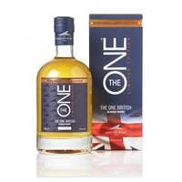 THE ONE - BRITISH BLENDED WHISKY PEDRO XIMENEZ FINISH 40% 70CL