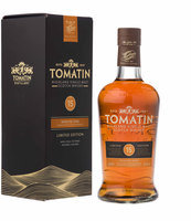 TOMATIN 15YO MOSCATEL WOOD FINISH 46% 70CL